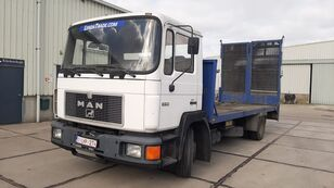 camion transport auto MAN FL 14.192 Euro 1 Engine / Winch 15000 kg