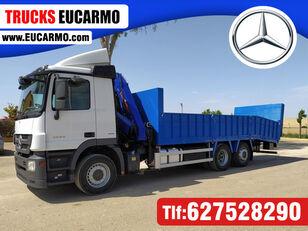 camion transport auto MERCEDES-BENZ ACTROS 25 32