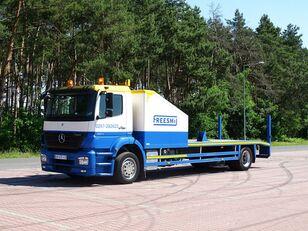 camion transport auto MERCEDES-BENZ AXOR 1824