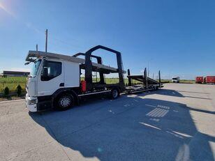 camion transport auto RENAULT Premium 450 dxi