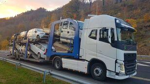 camion transport auto VOLVO FH13 500