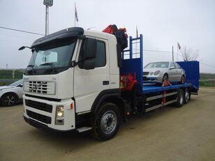 camion transport auto VOLVO FM 12 830