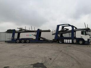 camion transport auto VOLVO FM 13 440