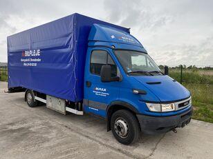 camion transport auto IVECO 65 C 17 165 HP Auto Transporter