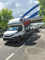 camion transport auto IVECO Daily 70c15.euro6