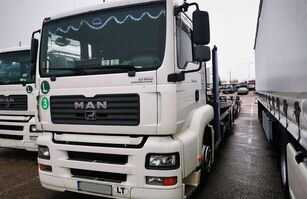 camion transport auto MAN TGA 24.430 (1272)