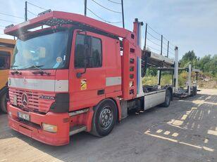 camion transport auto MERCEDES-BENZ ACTROS1840 KASBOHRER