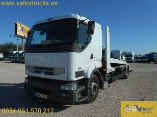 camion transport auto RENAULT Premium 420.18