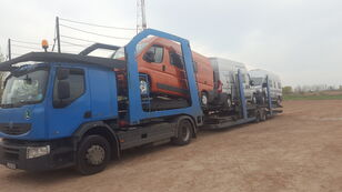 camion transport auto RENAULT Premium Distribution