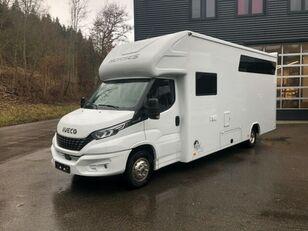 camion transport cai IVECO Pferdetransporter nou