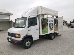 camion transport cai MERCEDES-BENZ 609 TRASPORTO CAVALLI