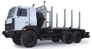 camion transport de lemne MAZ 6317Х9-444 (6x6)