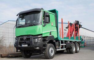 camion transport de lemne RENAULT K 520 P HEAVY nou