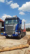 camion transport de lemne SCANIA R730