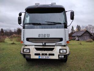 camion transport de lemne SISU E12M