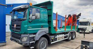 camion transport de lemne TATRA Phoenix nou