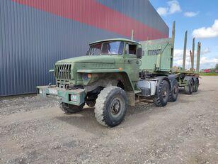 camion transport de lemne URAL