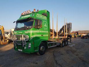camion transport de lemne VOLVO FH16-660