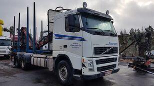 camion transport de lemne VOLVO FH480