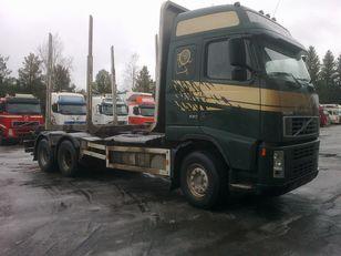 camion transport de lemne VOLVO FH540 6x4
