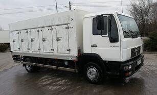 camion transport înghețată MAN le 10.180