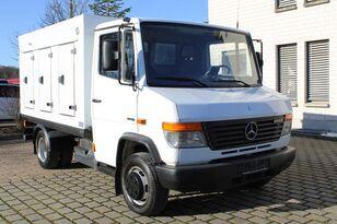 camion transport înghețată MERCEDES-BENZ Vario613D ICE-33°C 182tkm Radstand3150 Euro 5