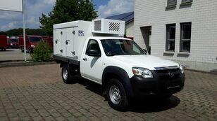 camion transport înghețată MAZDA B 50 4WD ColdCar Eis/Ice -33°C 2+2 Tuev 06.2023 4x4 Eiskühlaufba