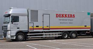camion transport păsări DAF Day-old Chick Vehicle