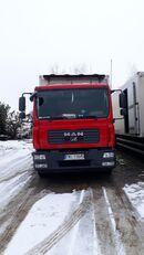 camion transport păsări MAN