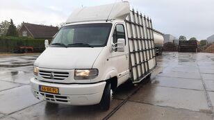 camion transport sticlă RENAULT Mascott 130-35  Double Tires