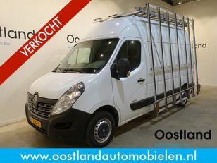 camion transport sticlă RENAULT Master 2.3 dCi L2H3 125 PK / Glasresteel / Airco / Cruise Contro