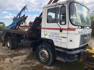 camion utilaj ridicare container gunoi MAN 1>192
