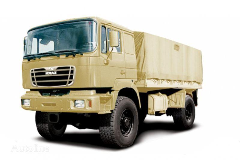 KRAZ V6.2MEH dropside camion