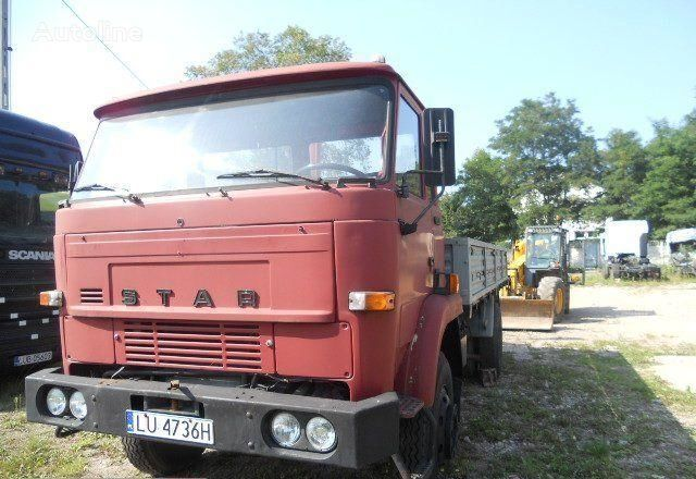 STAR 1142 truck lorry pritsche dropside camion