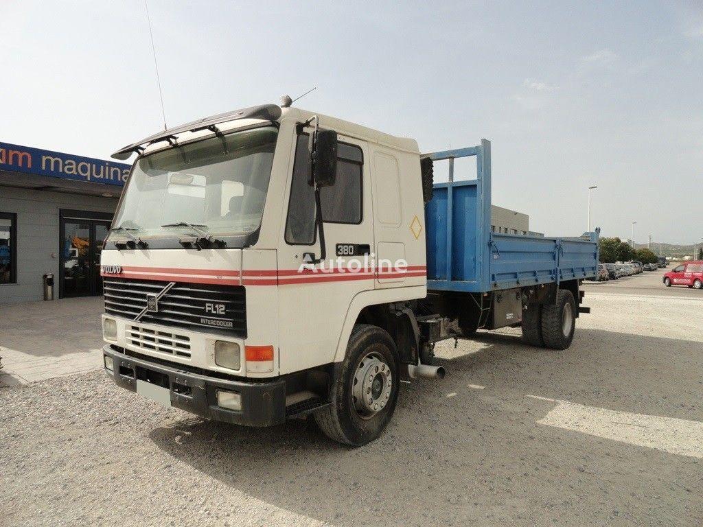 dropside camion VOLVO FL12-380 Intercooler