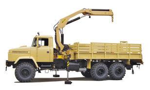 tractari auto KRAZ 6322-056