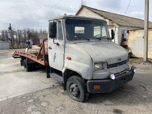 tractari auto ZIL 5301