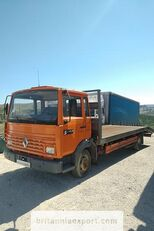 tractari auto RENAULT Midliner S120 left hand drive electric winch 7.7 ton