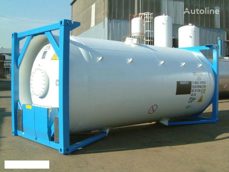 GASCON   20 FT cisternă LPG