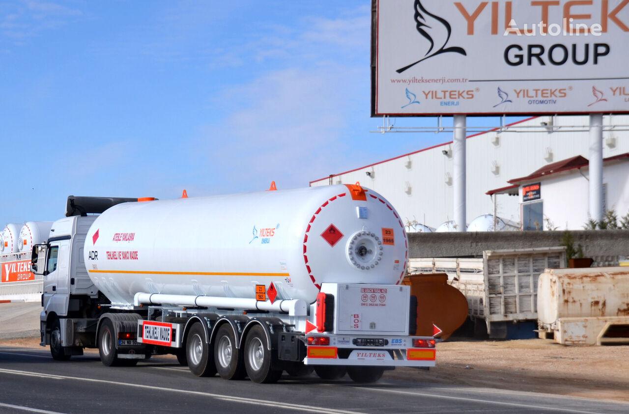 YILTEKS LPG TRAİLER - ADR cisternă LPG nouă