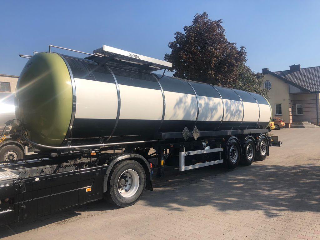 cisternă pentru bitum LAG 0-3-39 T