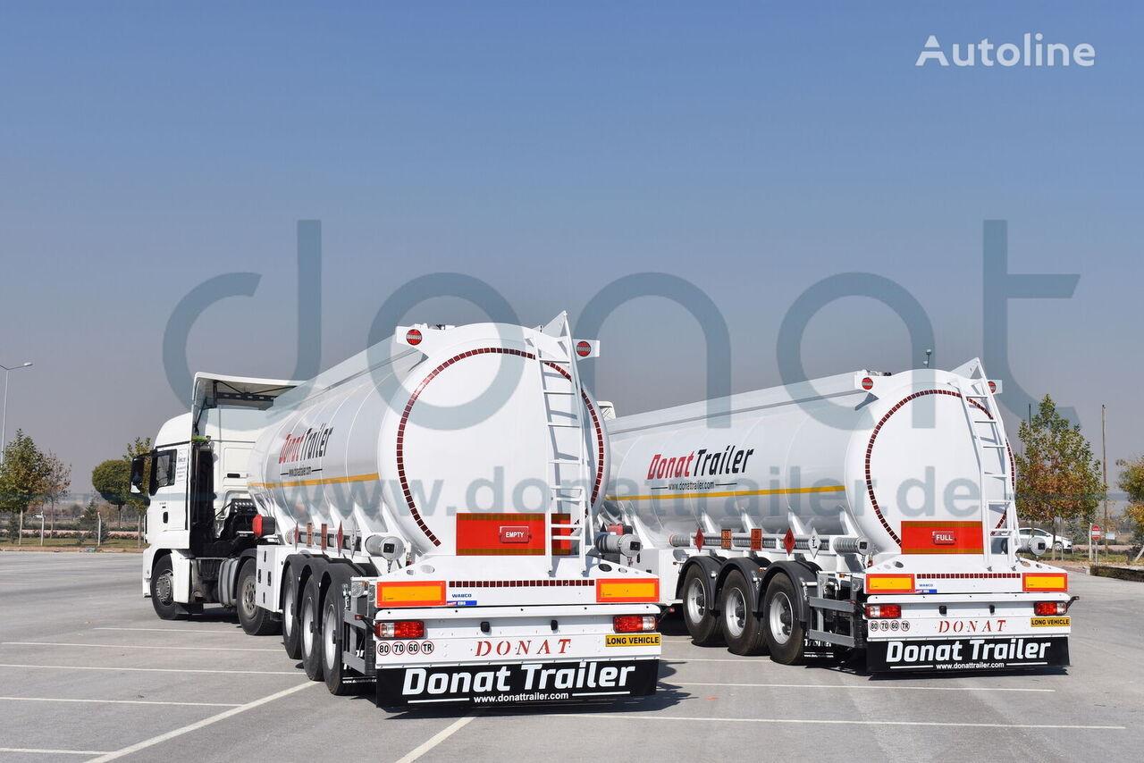 cisternă pentru combustibil DONAT Bottom Loading with recuperation system - 7 compartments nouă