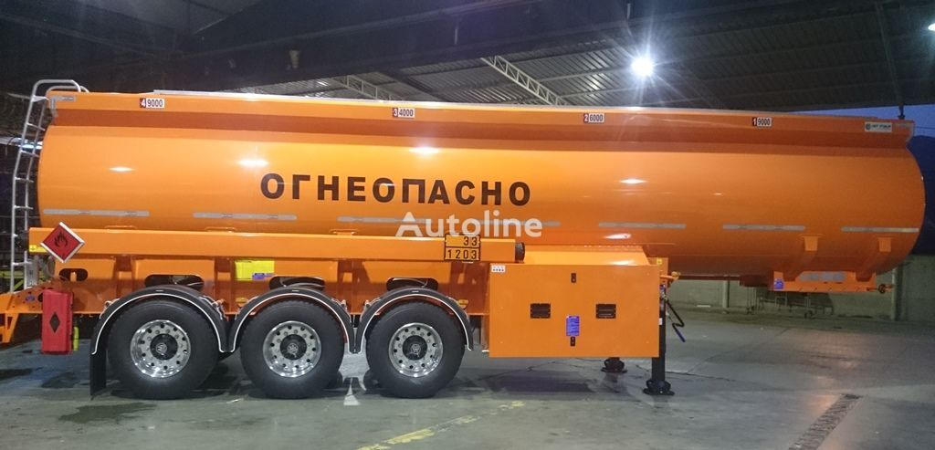 OKT-TRAILER cisternă pentru combustibil nouă