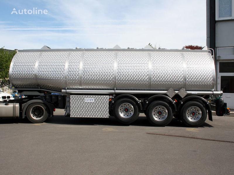 OMT fuel/benzin/diesel 25000 - 50000 Ltr cisternă pentru combustibil nouă