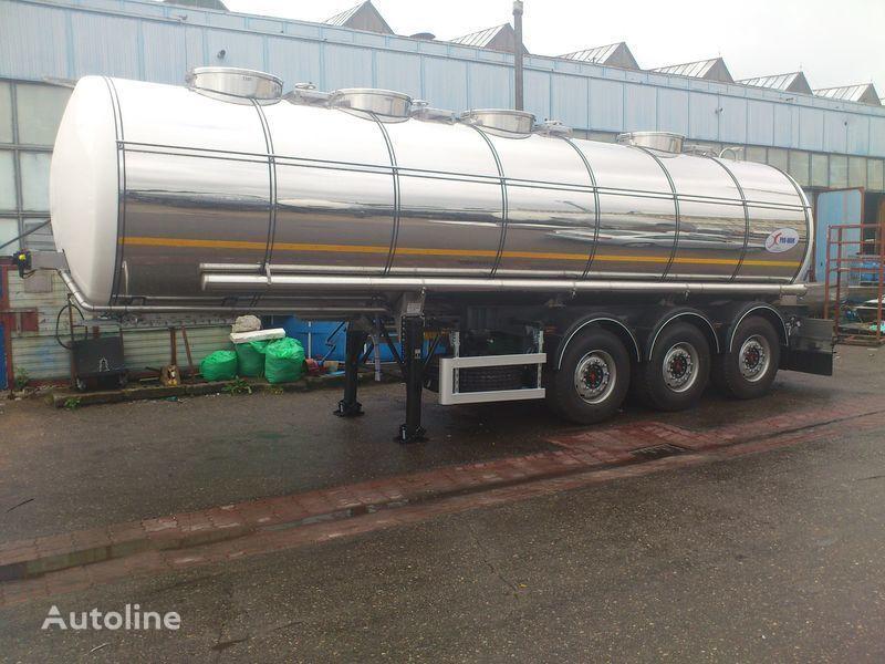 PRO-WAM cisternă pentru produse alimentare nouă