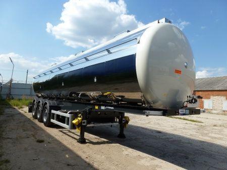 SANTI SANTI-MENCI pishchevaya cisterna S 67 SANTI-MENCI cisternă pentru produse alimentare nouă