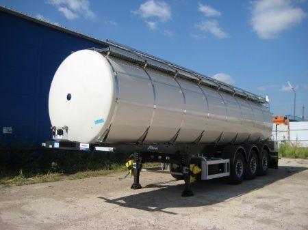 SANTI SANTI-MENCI pishchevaya cisterna SAF Modul OFF-Road (ID-) SANTI-MENC cisternă pentru produse alimentare