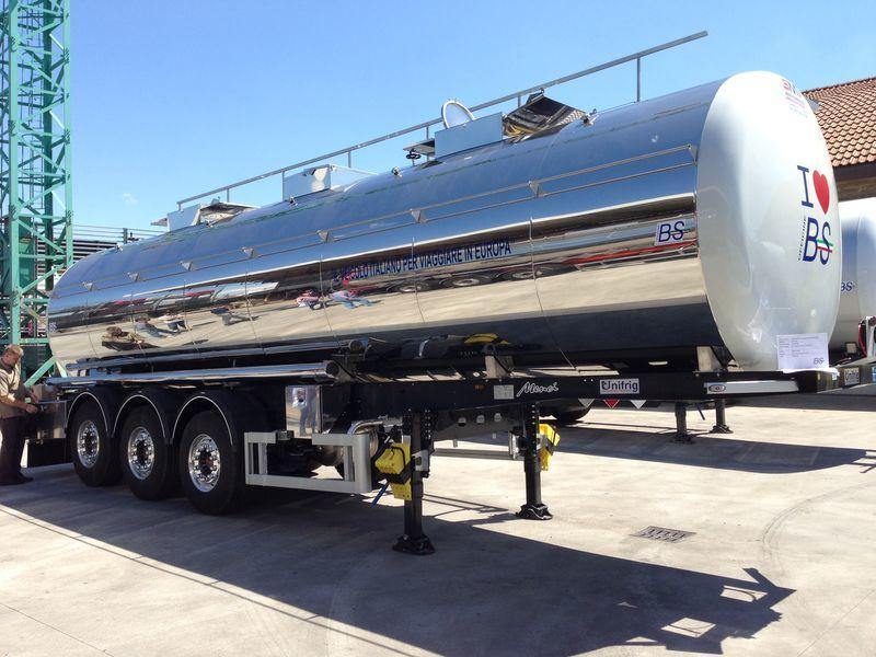 UNIFRIG Light 5.600 kg cisternă pentru produse alimentare