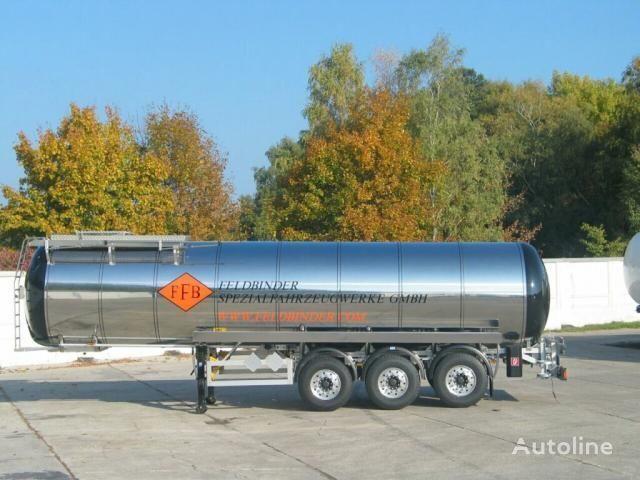 FELDBINDER TSA 30.3-3 cisternă pentru produse chimice nouă