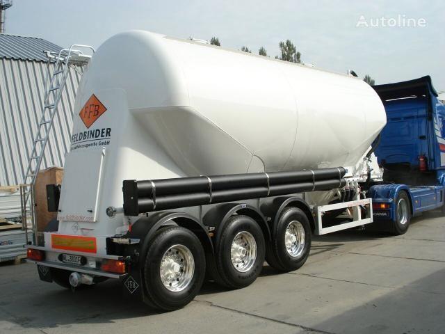 FELDBINDER cisternă transport ciment nouă